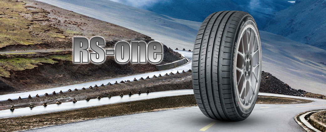 PNEU SUNWIDE - RS-ONE (245/40/R17)