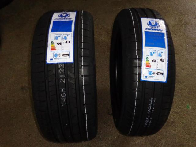 PNEU SUNWIDE - RS-ZERO (185/65/R15)