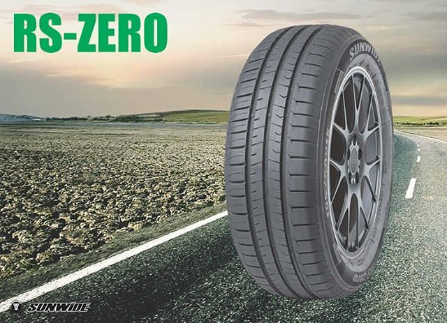 PNEU SUNWIDE - RS-ZERO (165/65/R13)